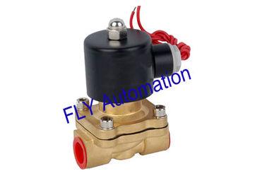 China 16 mm opening Unid 2 manier Brass Water druk magneetafsluiters 2W160-15 leverancier
