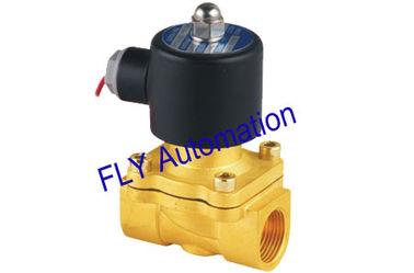 China 20 mm opening Unid 2 manier Brass Water solenoïde kleppen vervanging 2W200-20 leverancier