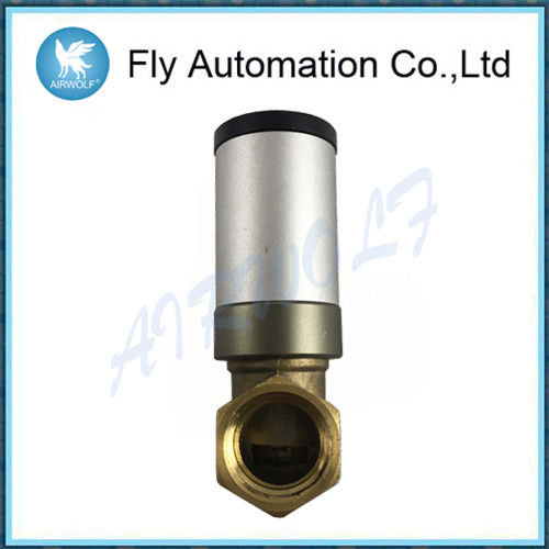 Q22HD-20 Automotive Auto Parts 3/4 Inch 2-2 Way Pneumatic Tube Valve DN20 Air Control Liquid Valve