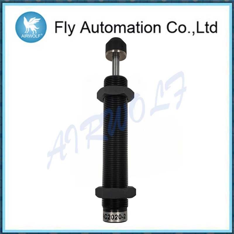 Airtac Type Hydraulic Shock Absorber AC2020-2 Middle Impact Speed Oil Buffer