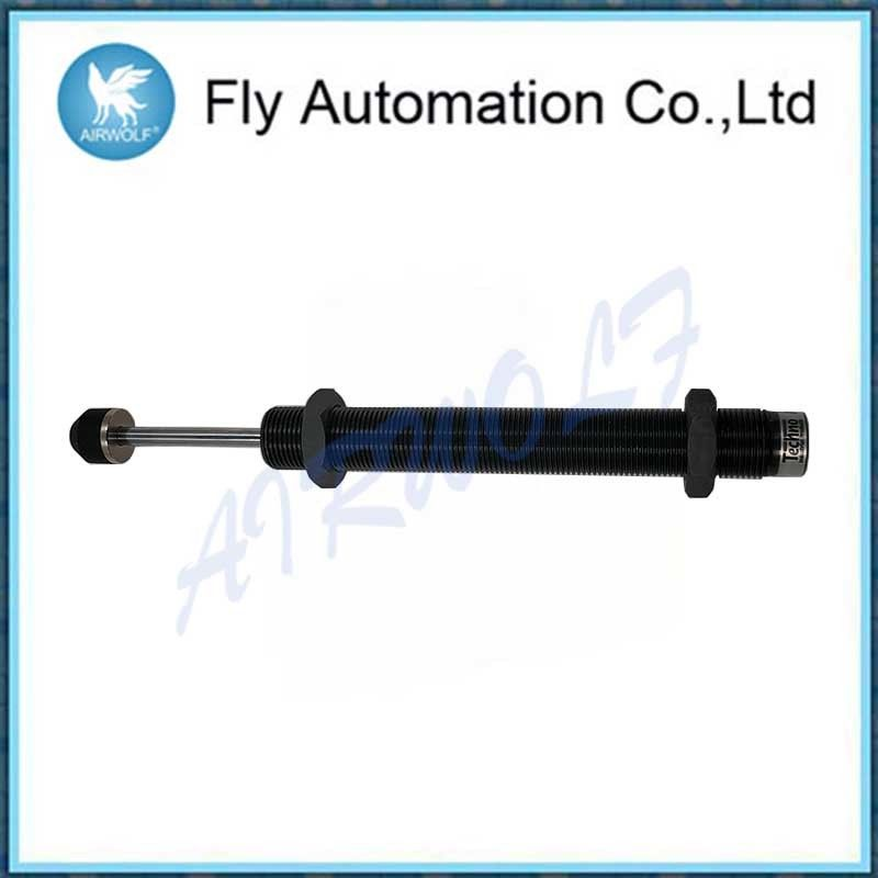 Iron Air Cylinder Shock Absorber / AC2050-2 Plastic Cap Heavy Duty Shock Absorber