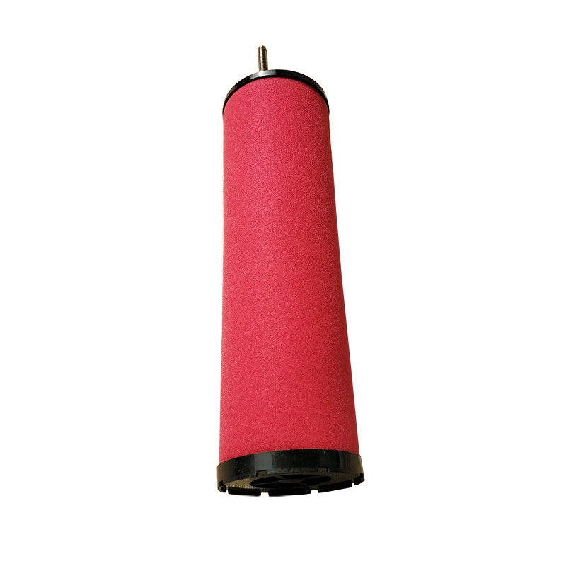 Corrosion Resistance Air Filter Cartridge High Efficiency Customized Color