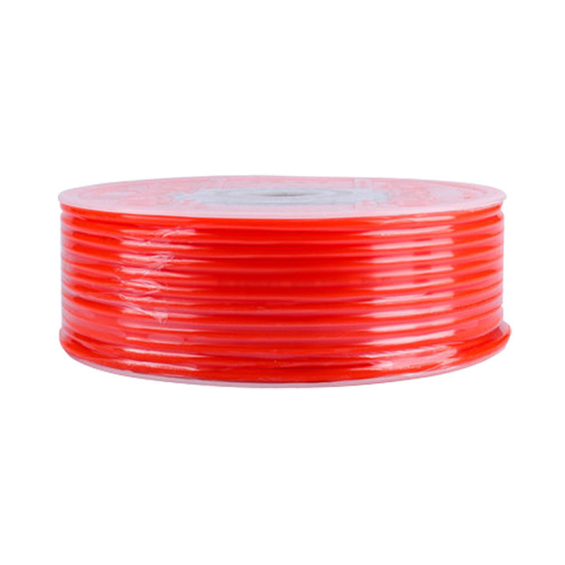 High Temperature Polyurethane Air Tubing Pneumatic Pu Tube Customization Color