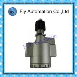 China SMC AS420 Standaard van de de Stroomklep van de Manierlucht de Grote Stroom in het Controlemechanisme van de Lijnsnelheid verdeler