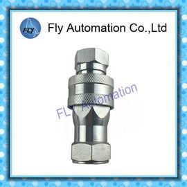 6600 Reeksen ISO 7241 Reeks A1/4 3/8 1/2 3/4 Handkokerschotelklep van de Pneumatische Buismontage
