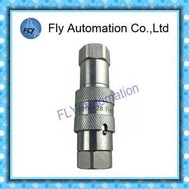 3900 Reeksen Non-Spill van het de Interfaceontwerp van FEM/FEC ISO16028 Duw om Hydraulische Koppelingen te verbinden